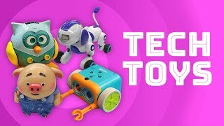 Tech toys for kids