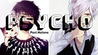 Gambar cover {Nightcore}Psycho(Lyrics/Switching Vocals)