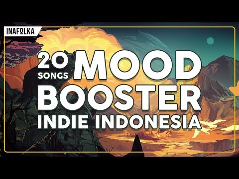 MOOD BOOSTER - Indie Indonesia Pop Folk Compilation #3