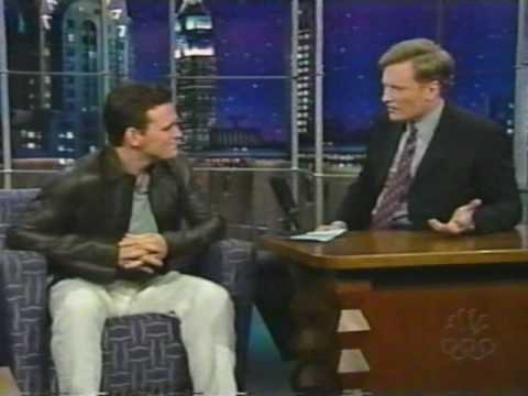 Matt Dillon interview 2001
