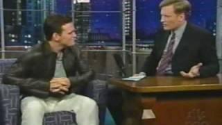 Matt Dillon interview 2001