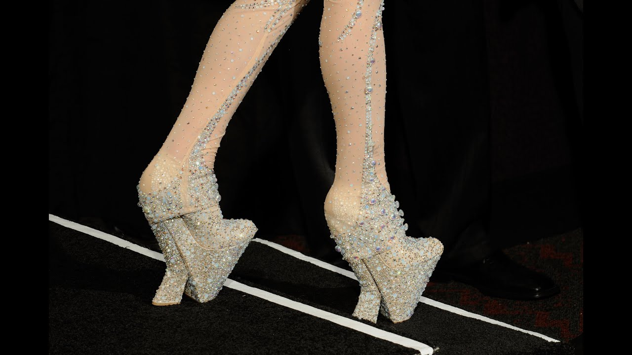 туфли фото необычные