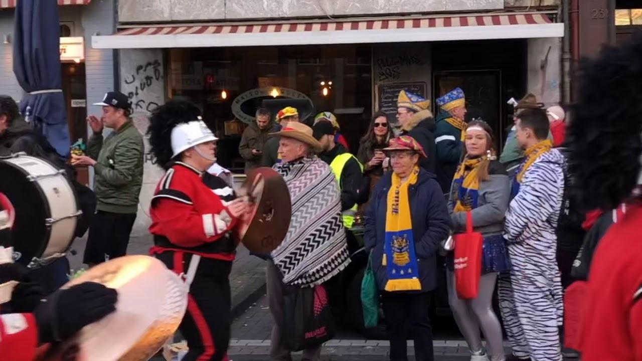 Karnevalszug Köln Ehrenfeld
