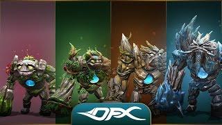 [DotaFX] DotA2 Workshop - TINY - The Perennial Giant