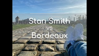 StanSmith vs Bordeaux - iPhone Cinematic Travel Video