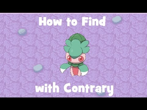 How to Find: Fomantis with Contrary