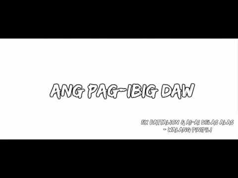 Walang Pinipili / Ai Ai Delas Alas feat. Ex Battallion / Official Music Video