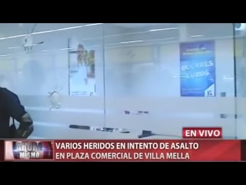 Dominican Republic News 2016 | Several bystanders injured in commercial center shootout
