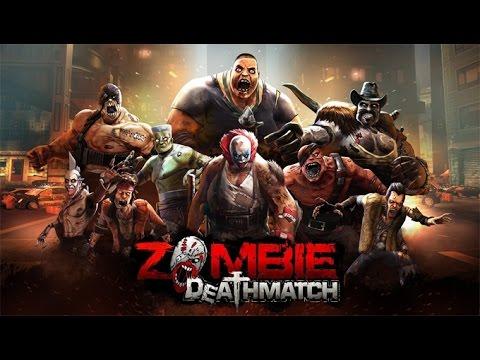 Zombie Deathmatch игра на Андроид и iOS