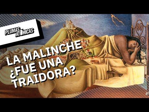 La Malinche ¿una traidora?