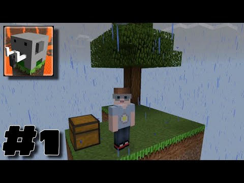 Craftsman: Building Craft - Skyblock Survival Part 1 |
