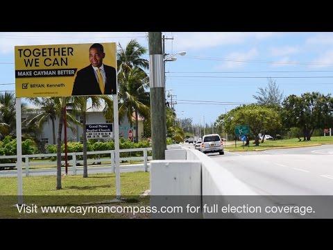 Elections Cayman Islands 2017