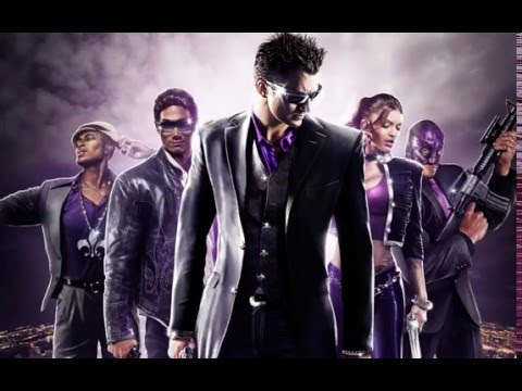 Saints row the third саундтрек