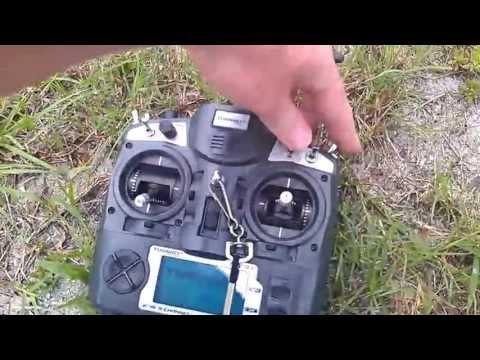 Auto mode DIY drone