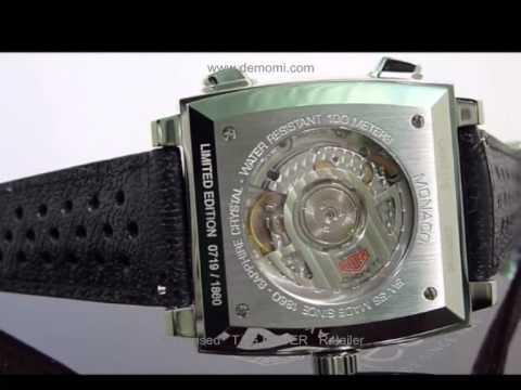 Tag Heuer CAW 211B monaco vintage 150°  limited edition