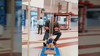 Very funny video.... Cycle ride... //With subu// 😃😃 so funny... At=Kolkta Science city