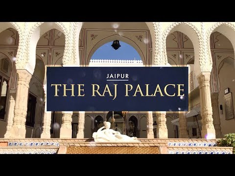 The Raj Palace : Luxury Hotel In Jaipur