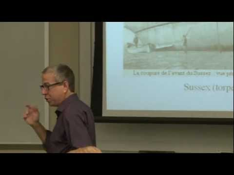"OLD/ Robert Citino, ""WWI & the Aftermath,"" (Dallas, June 2012)"