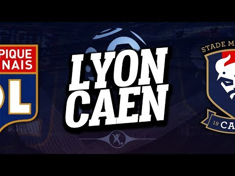 🔴 direct / live : lyon - caen // club house ( ol - smc )