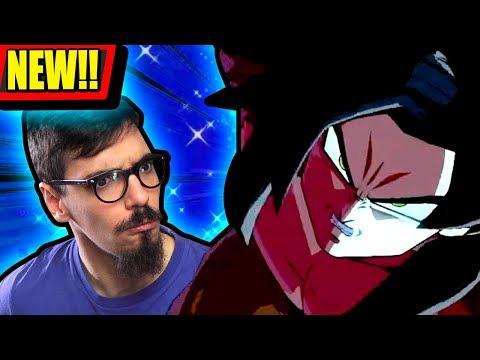 DBFZ Goku GT Gameplay Reaction & Analysis
