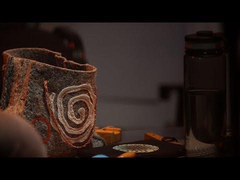 Дети выдры - Каменный бубен (варган, домбра, магия)