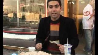 Iranian traditional food and street food in Tehran presstv
