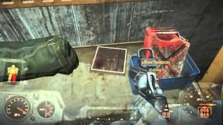 Fallout 4 Automatron - МОЗГИ