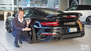 The Manhart Tr700 Is A Ridiculous 700hp 911 Turbo! | Test Drive