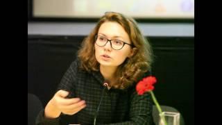 Конференция «Антропология Москвы: новое знание о городе» Сессия #1: АНТРОПОЛОГИЯ МОСКВЫ