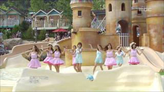 Girls' Generation - Etude, 소녀시대 - 에튀드, Music Core 20090815