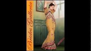 designer sari india Thumbnail