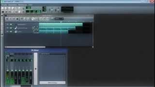 LMMS musik #3 - ein wenig mehr techno