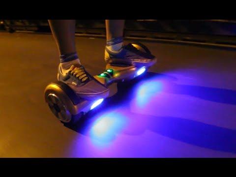 trailer for self balancing scooter hoverboard swagway. Black Bedroom Furniture Sets. Home Design Ideas