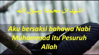 Azan Irama Rancak Tarannum Husaini