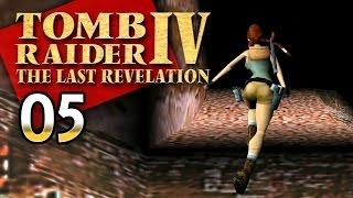Tomb Raider 4 #005 [GER] - Igitt, Tageslicht! - Let's Retro thumbnail