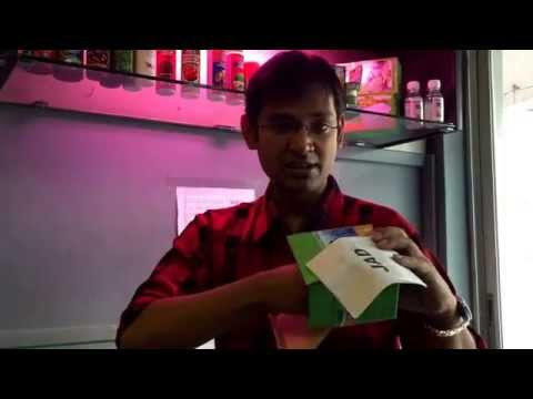 JAD Marine aquarium wave maker unboxing in Bangla