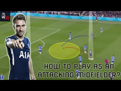 Download How To Play As An Attacking Midfielder In Football? Tips To Be A Successful Play-Maker