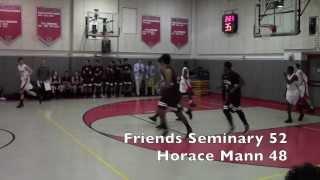 Boys Varsity Basketball vs. Friend