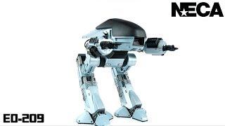 Video Review of the NECA Robocop: ED-209