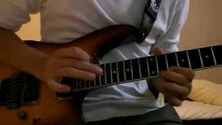 Nightmare - The World (Death Note Theme) Guitar Solo