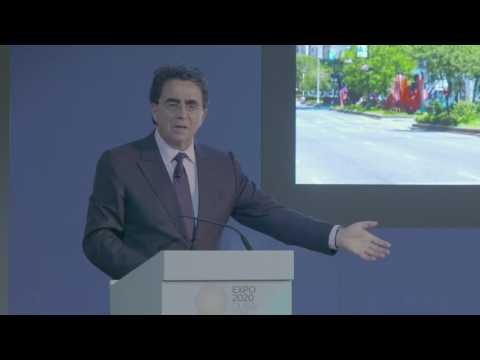 Santiago Calatrava at Dubai Design Week