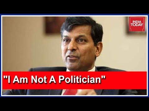 "Raghuram Rajan Exclusive: ""Coalition Govt Can Slow Down Indian Economy"" | World Economic Forum"