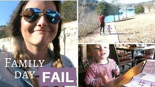 Family Day FAIL