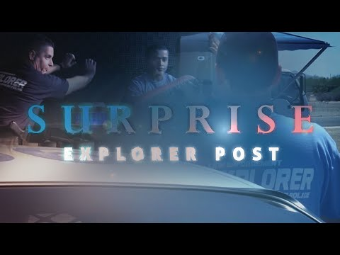 City of Surprise Police Explorers Program video thumbnail