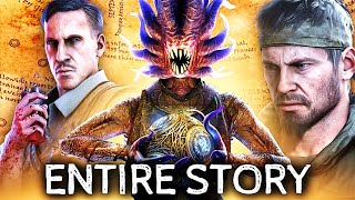 Entire Call of Duty Zombies Storyline Explained! World at War to Black Ops Cold War Zombies Timeline