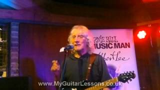 Albert Lee Talks about Hamburg and Germany in the 60's.