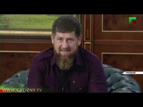 Встреча Александра Калягина и Рамзана Кадырова