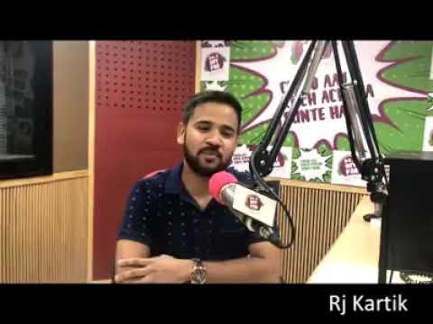 RJ Kartik (live) Jaipur Se