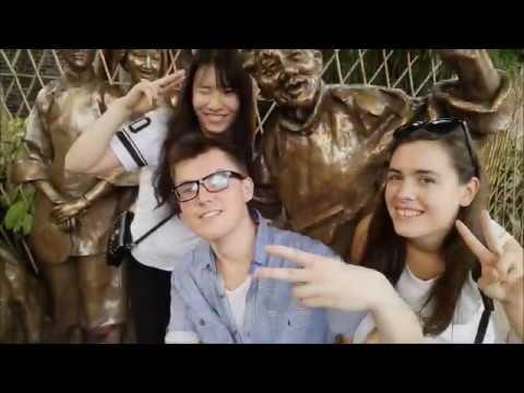 Kanton, Guangdong China - Best of Guangzhou! 廣州市 2017