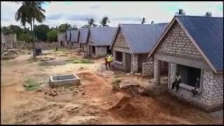 Mombasa Nyumba Mia Progress